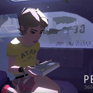 Pearl animation 360