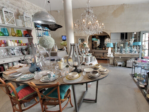 visite virtuelle boutique déco
