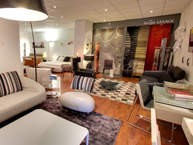 visite virtuelle mobilier design