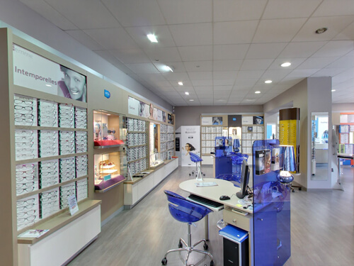 visite virtuelle opticien Atoll Cavaillon