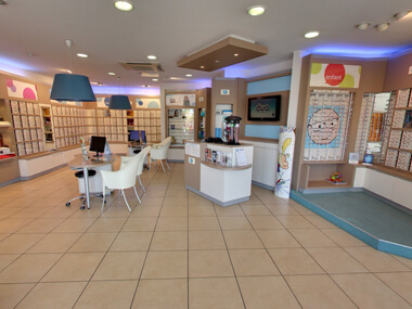 Visite virtuelle opticien Atoll