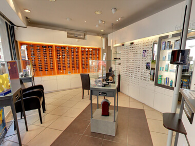visite virtuelle opticien optic 2000
