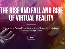 the rise and the fall of virtual reality